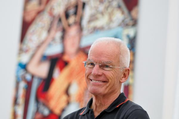 ::Lama Ole Nydahl, over the past 40 years, has been teaching Buddhism and establishing centers according to the wishes of 16th Karmapa.